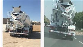 «الداخلية»: ضبط قائد شاحنة عرض حياة الآخرين للخطر