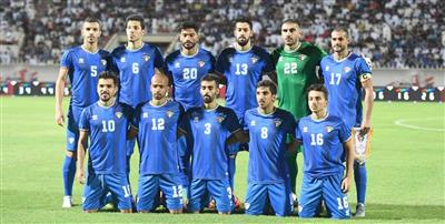 «الأزرق» يواصل استعداده للقاء «استراليا» بتصفيات كأسي العالم وآسيا