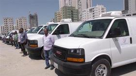 «هيئة الغذاء»: سيارات مبردة لنقل عينات المواد الغذائية المستوردة والمحلية إلى مختبرات الفحص