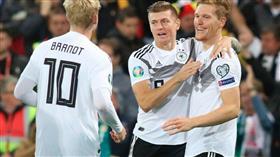 ألمانيا تجتاز أيرلندا الشمالية في تصفيات «يورو 2020»