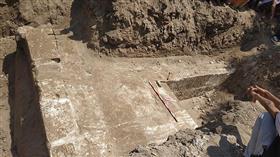 مصر.. اكتشاف معبد رومانى بـ «سوهاج» أثناء العمل بمشروع صرف