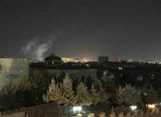 سماع دوي انفجار قرب السفارة الأمريكية في كابول