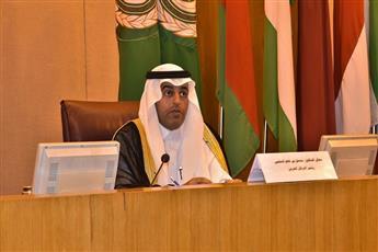 البرلمان العربي: تصريحات نتنياهو حول ضم أجزاء من الضفة تنسف حل الدولتين