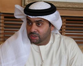 أحمد الرميثى، رئيس نادى الوحدة الإماراتى