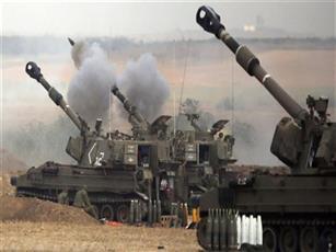 المدفعية الإسرائيلية
