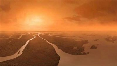 اكتشاف سر البحيرات الغامضة على سطح قمر زحل