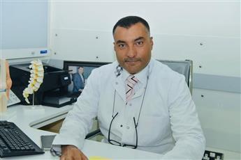 الحجي: علاج تليفات العمود الفقري بتقنية حديثة بنسبة نجاح 90%