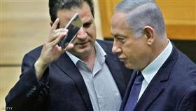 نائب عربي يحتج بتصوير نتانياهو.