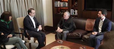 ملك الأردن يدعو الى تكاتف دولي لرفض تقويض حل «الدولتين»