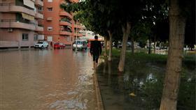 إسبانيا.. الفيضانات تقتل 6 أشخاص