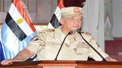 وزير الدفاع المصري محمد زكي