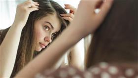 علاجات منزلية لتكثيف فراغات الشعر الأمامية