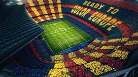 ملعب الكامب نو الخاص بـ برشلونة