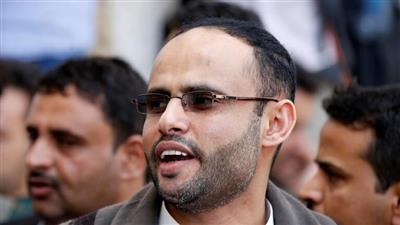 رئيس المجلس السياسي الأعلى في صنعاء التابع للحوثيين، مهدي المشاط