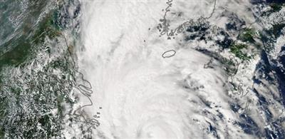 اليابان: إعصار «تاباه» ربما يتسبب في أمطار غزيرة ورياح قوية وأمواج عالية