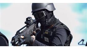 عنصر من القوات المصرية الخاصة