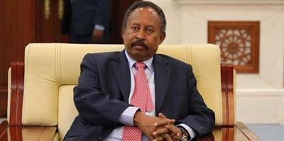 رئيس مجلس الوزراء السوداني عبد الله حمدوك