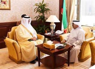 رئيس الوزراء بالإنابة ووزير الدفاع يبحث مع السفير السعودي موضوعات مشتركة