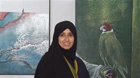 الفنانة التشكيلية منال الشريعان تؤكد أهمية فعالية أيام الكويت الثقافية بإسطنبول