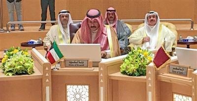 وكيل وزارة الداخلية لشؤون الأمن العام ورئيس وفد الكويت في الاجتماع