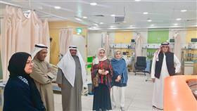 «الصحة».. زيارة تفقدية لمستشفى مبارك الكبير