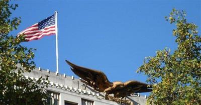 السفارة الأمريكية تحذر رعاياها بسبب الأوضاع في المنطقة