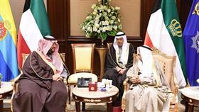 سمو الأمير حفظه الله ورعاه يستقبل الأمير تركي بن محمد آل سعود