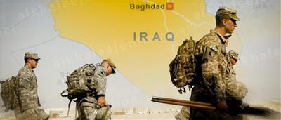 الجيش الأمريكي يبلغ العراق باتخاذه إجراءات الخروج