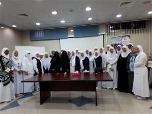 انطلاق الأنشطة التوعوية لواعظات جمعية إعانة المرضى بالمستشفيات