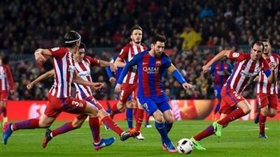 برشلونة يواجه أتلتيكو بكأس السوبر الإسباني في «الجوهرة المشعة» بالسعودية