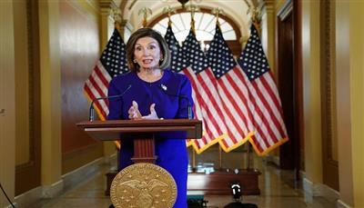 نانسي بيلوسي رئيس مجلس النواب الأمريكي