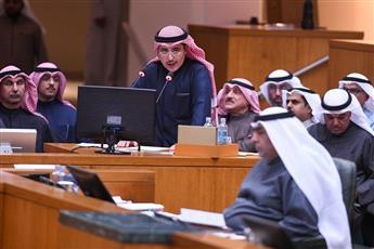 وزير الخارجية الشيخ الدكتور احمد ناصر المحمد الصباح