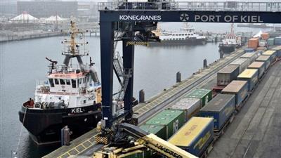 تراجع صادرات ألمانيا لإيران للنصف بسبب العقوبات الأمريكية