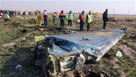 أوكرانيا: تلقينا معلومات مهمة بشأن الطائرة المنكوبة