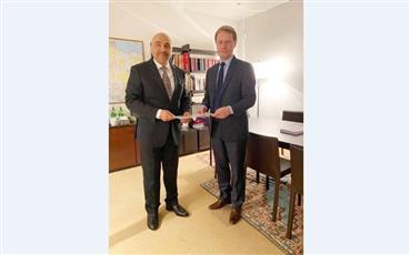 الكويت: حريصون على خدمة قضايا الأمن والسلم الدوليين