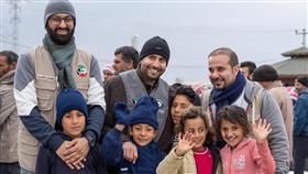 «النجاة الخيرية»: حملة «دفئاً وسلاماً» وزعّت مساعدات عاجلة لـقرابة 6000 لأجيء بأورفا