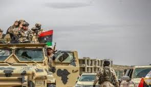 طرفا النزاع في ليبيا يعلنان وقف إطلاق النار