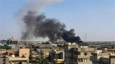 أكدت مصر دعمها لحل شامل يحفظ أمن ليبيا