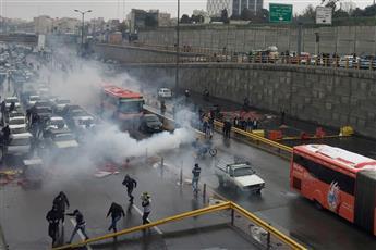 الأمم المتحدة: تقارير العنف ضد المحتجين الإيرانيين مقلقة