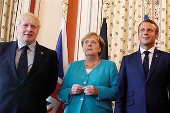 فرنسا وبريطانيا وألمانيا تفعل آلية فض النزاع النووي مع إيران