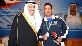 الرامي منصور الرشيدي يحرز برونزية للكويت ببطولة «سمو الأمير» للرماية