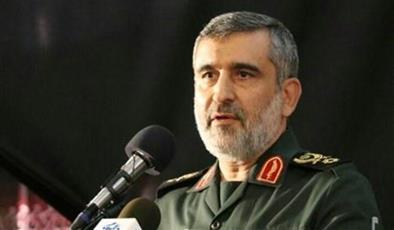 قائد القوات الجوية بالحرس الثوري علي حاجي زاده