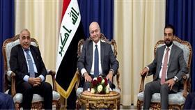 رئاسات العراق: الإسراع في تشكيل الحكومة الجديدة
