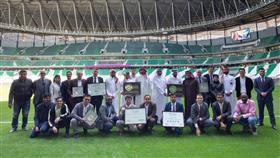 استاد «المدينة التعليمية» يحصل على شهادة مرموقة لاستضافة مونديال ٢٠٢٢ في قطر