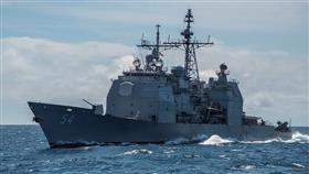 سفينة حربية أمريكية تعبر مضيق تايوان.. وبكين تحذّر