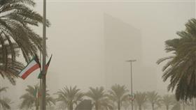 «الأرصاد» تحذر: نشاط في الرياح المثيرة للغبار مصحوبة بأمطار رعدية متفرقة