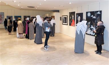«الوطني للثقافة» يعلن الفائزين بمعرض الشباب التشكيلي