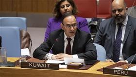 الكويت: سياسات إسرائيل.. تقوض حل الدولتين