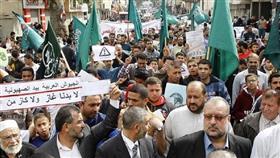 استئناف المظاهرات ضد الغاز الإسرائيلي بالأردن