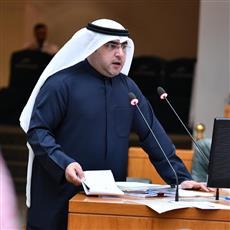الدكتور عبدالكريم الكندري